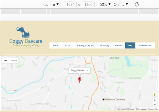 How to Add Google Maps to Wix - Embed Google Map