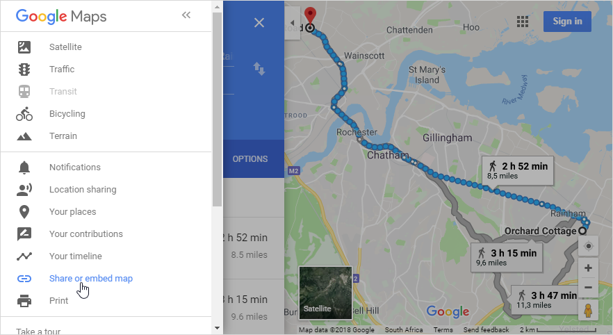 How to Add Google Maps to Wix - Embed Google Map How To Insert Google Map Into Website on