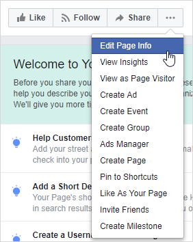 How to add a map to your Facebook page - Embed Google Map