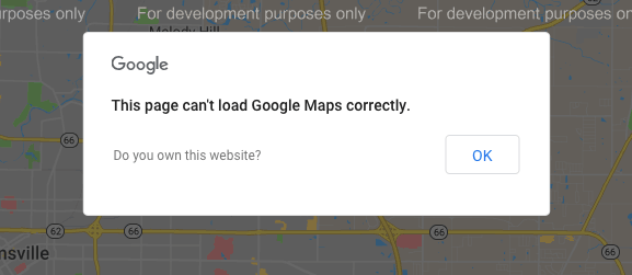 Troubleshooting Archives - Embed Google Map